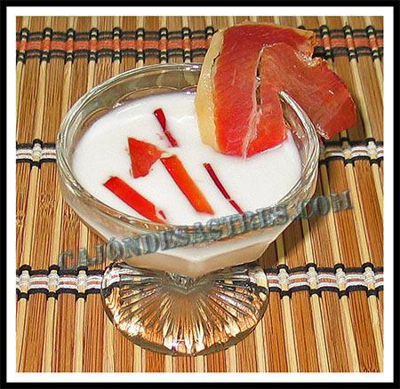 Crema de melon cocina facil caj n desastres for Cocina facil para invitados