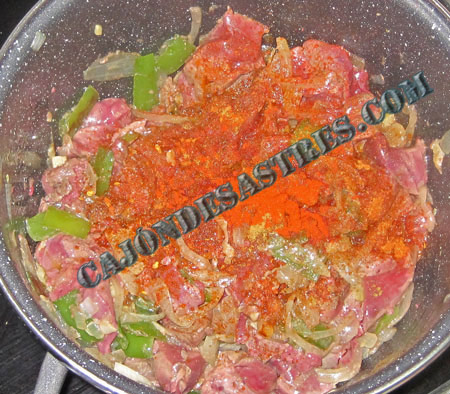 Receta hígados de pollo en salsa
